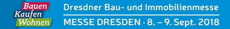 Bauen-Kaufen-Wohnen, Dresdner Bau- und Immoblilienmesse