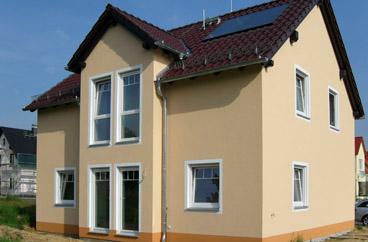 Einfamilienhaus C-H 133 ZG